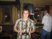 Ben Inman - Managers Player