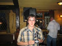2004/05 Players Player - Ben Inman