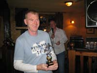 Managers Player Runner Up - Geoff Nash