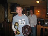 Geoff Nash - 2004/05 Player of the Season